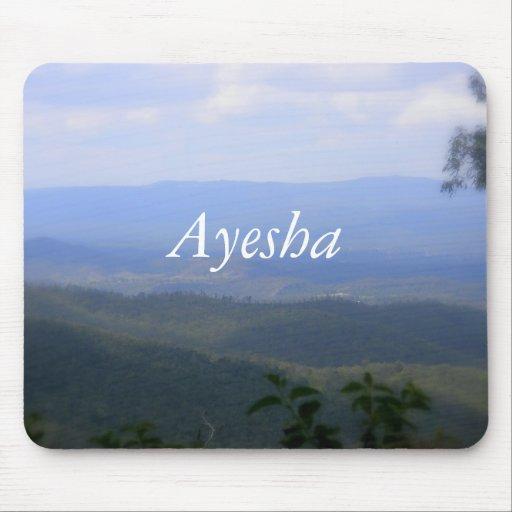 Ayesha Mouse Mat