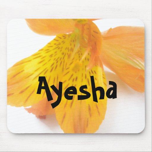 Ayesha Tapete De Raton