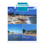 Aygarde, Cote d'Azur Tarjetas Postales
