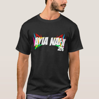 Ayia Napa 2013 front only T-Shirt