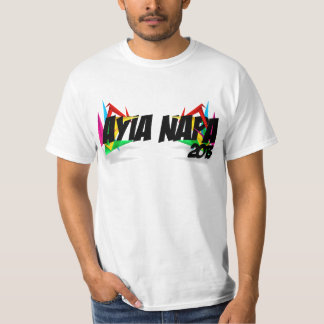Ayia Napa 2013 Front T-Shirt