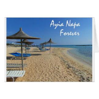 Ayia Napa Forever Card
