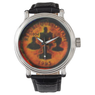 AYITI CHERI HAITI HONEY MandyMonumental DESIGN Wrist Watch