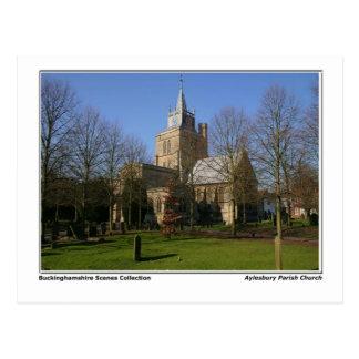 Aylesbury Postcard