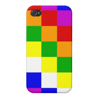 Aymara people ethnic flag color square iPhone 4/4S case