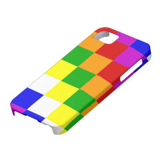 Aymara people ethnic flag color square iPhone SE/5/5s case