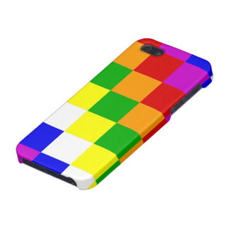 Aymara people ethnic flag color square iPhone SE/5/5s cover