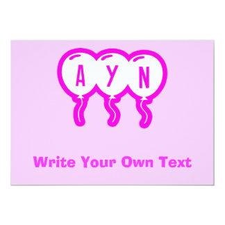 Ayn Card