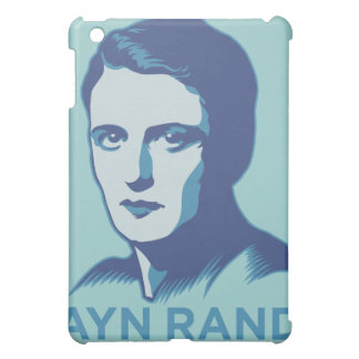 Ayn Rand  Cover For The iPad Mini