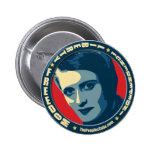 Ayn Rand - encogido: Botón de OHP Pins