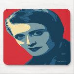 Ayn Rand - encogido: OHP Mousepad Tapete De Ratones