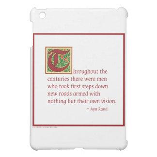Ayn Rand iPad Mini Covers