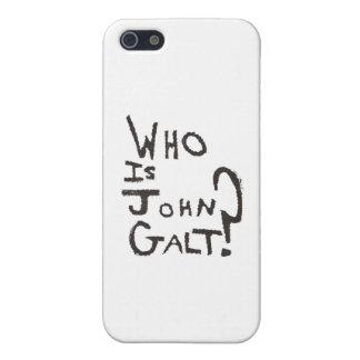 Ayn Rand más barato, atlas encogido y Juan Galt iPhone 5 Carcasas