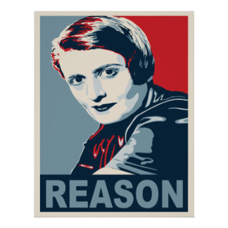 Ayn Rand Poster