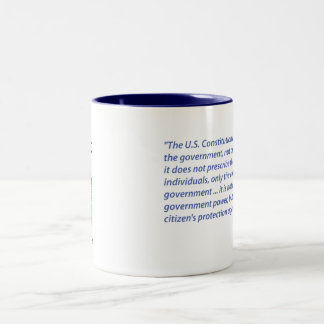 Ayn Rand quote coffee mug