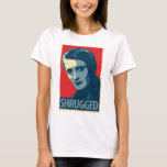 Ayn Rand - Shrugged: OHP Ladies Top