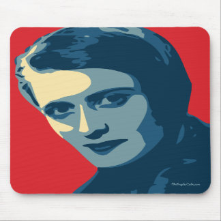 Ayn Rand - Shrugged: OHP Mousepad