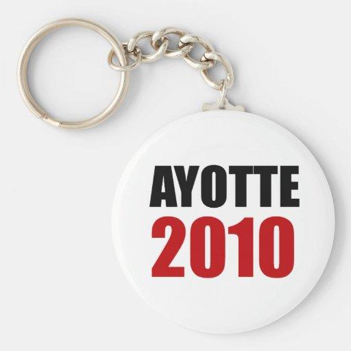 AYOTTE 2010 LLAVERO REDONDO TIPO PIN