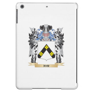 Ayr Coat of Arms - Family Crest Cover For iPad Air
