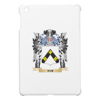 Ayr Coat of Arms - Family Crest iPad Mini Covers