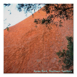 Ayres rock 2, Northern Territory Poster