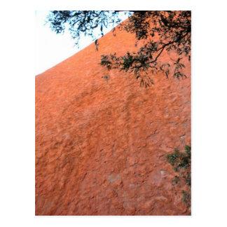 Ayres rock 2 postcard