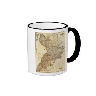 Ayrshire compuesto 2 taza de café