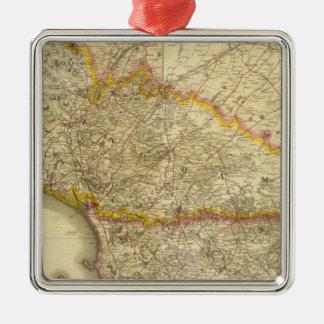 Ayrshire compuesto ornamento para arbol de navidad
