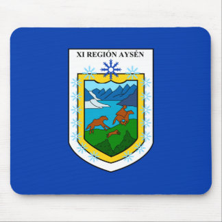Aysen, Chile, Chile Mouse Pad