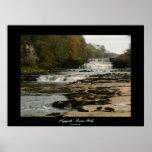 Aysgarth - Lower Falls | Poster
