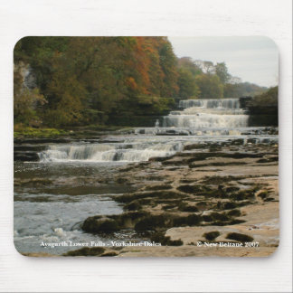 Aysgarth Lower Falls - Yorkshire Dales | Mouse Pad