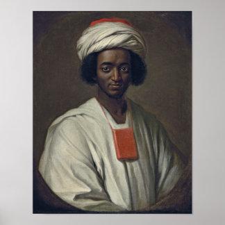 Ayuba Suleiman Diallo by William Hoare Poster