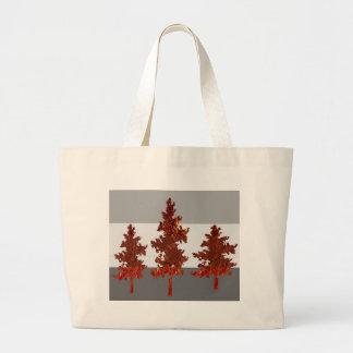 Ayuda ahorrar los árboles - ambiente sano bolsas
