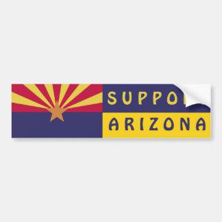 Ayuda Arizona Pegatina Para Auto