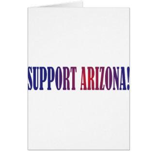 ¡Ayuda Arizona! Tarjetón