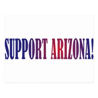 ¡Ayuda Arizona! Tarjetas Postales