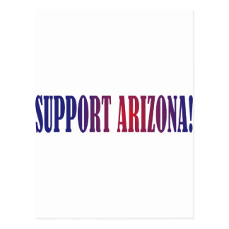 ¡Ayuda Arizona! Postal