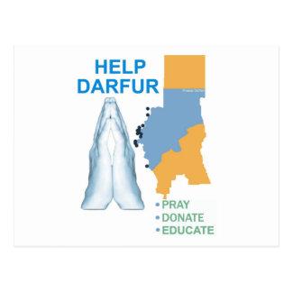 Ayuda Darfur Postal