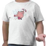 ¡AYUDA de la altura del hipopótamo……! Camiseta