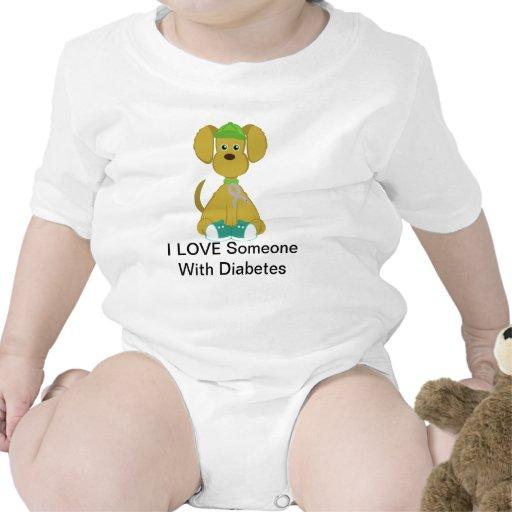 Ayuda de la diabetes de Onzie Camiseta
