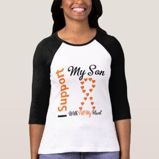 Ayuda de la leucemia I mi hijo T Shirts