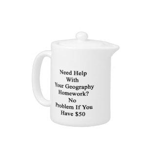 Ayuda de la necesidad con su preparación de la