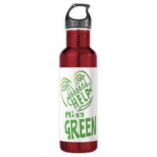 Ayuda de las necesidades de Srta. Green de NOVINO