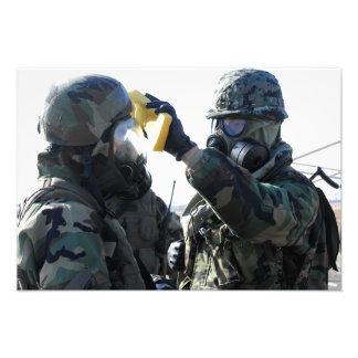 Ayuda de los soldados cojinete