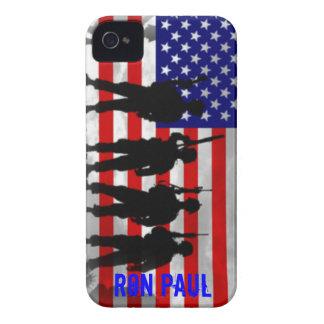 Ayuda de Ron Paul nuestro caso del iPhone 4 de las Case-Mate iPhone 4 Coberturas