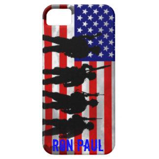 Ayuda de Ron Paul nuestro caso del iPhone 5 de las iPhone 5 Carcasas