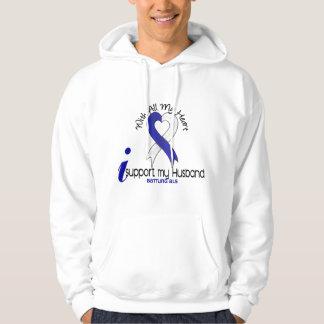 Ayuda del ALS I mi marido Sudadera