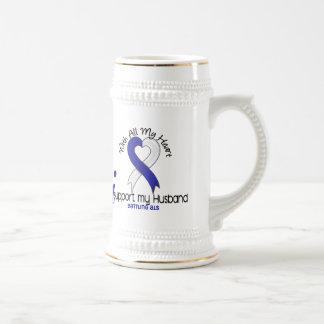 Ayuda del ALS I mi marido Tazas De Café