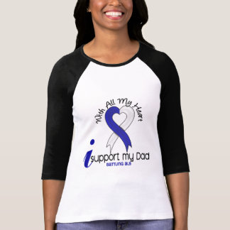 Ayuda del ALS I mi papá Remeras