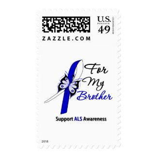 Ayuda del ALS para mi Brother Sello